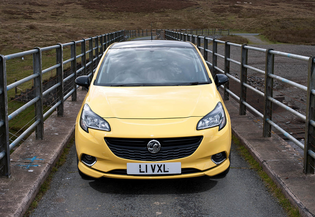 Vauxhall Corsa Limited Edition 3 Door