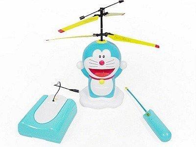 Doraemon y su gorrocoptero