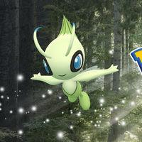 Celebi aparecerá en Pokémon GO a partir de la semana que viene con las nuevas misiones de investigación especiales