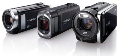 Las últimas videocámaras Everio de JVC se controlan con el móvil