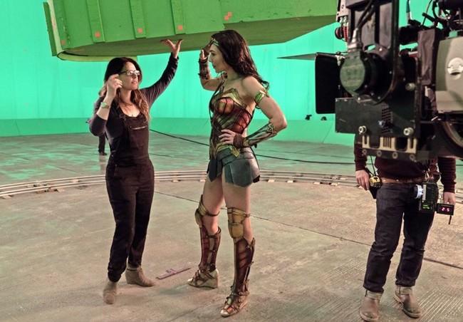 Con 'Wonder Woman 2', Patty Jenkins se convierte en la directora mejor pagada de la historia