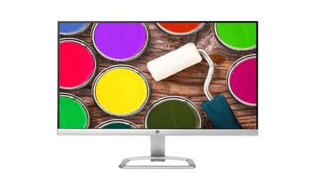 HP 24EA, el monitor de oferta hoy en Amazon, nos sale por 149 euros, con un descuento de 40
