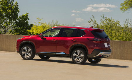 Nissan X Trail 2021 Mexico 7