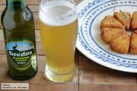 Cata de cerveza artesana rubia Gredos