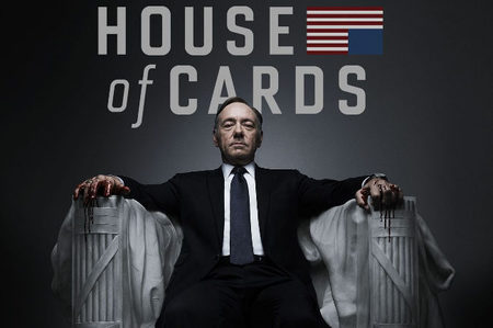 Canal+ estenará 'House of Cards' el 21 de febrero