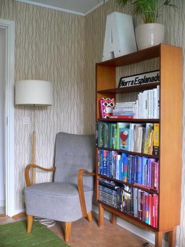 Rincón de lectura: Todo en un solo metro