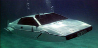 Elon Musk y el Lotus Esprit de James Bond