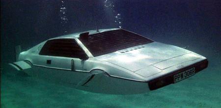 Elon Musk y el Lotus Esprit de James Bond