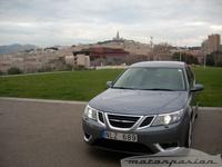 Presentación: Saab 9-3 XWD Aero y Turbo X (parte 1)