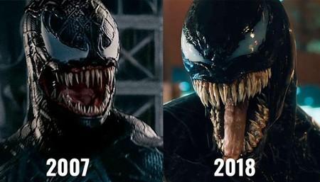 Venom Vs. Venom