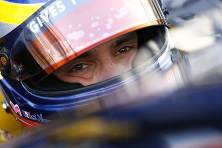 Jean-Eric Vergne se subirá durante los entrenamientos libres a un Toro Rosso