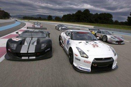 El FIA GT1 publica su lista de inscritos