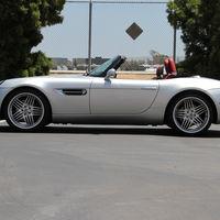 ¿Por qué el BMW Z8 Alpina tenía menos potencia que el modelo original? Te lo contamos con este que sale a subasta