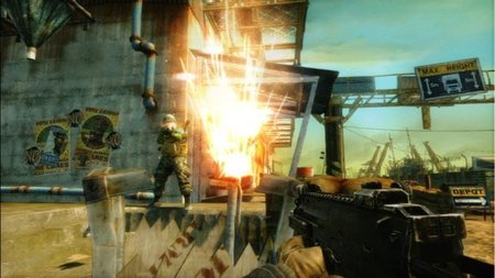 'Bodycount'. Su demo ya se encuentra disponible en Xbox Live