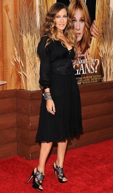 Sarah Jessica Parker en la premiere de Nueva York ¿Qué fue de los Morgan?