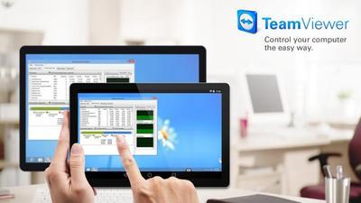 TeamViewer para controlar computadoras desde tu Android