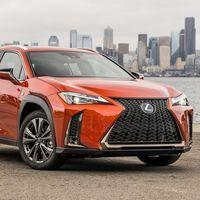 Lexus lanzará su primer auto eléctrico el próximo mes