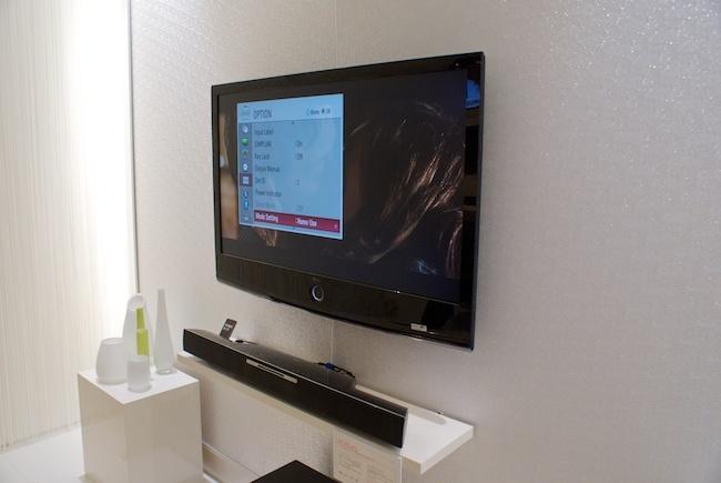 Accesorios smart tv - barra de sonido