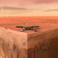 La sonda InSight nos muestra el interior de Marte: una corteza y núcleo más grandes de lo esperado