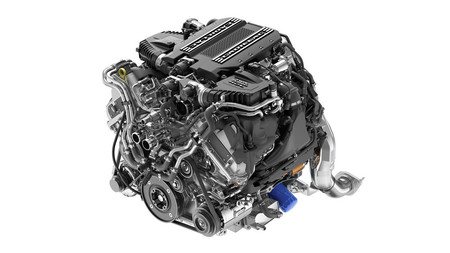 Cadillac Ct6 V Engine