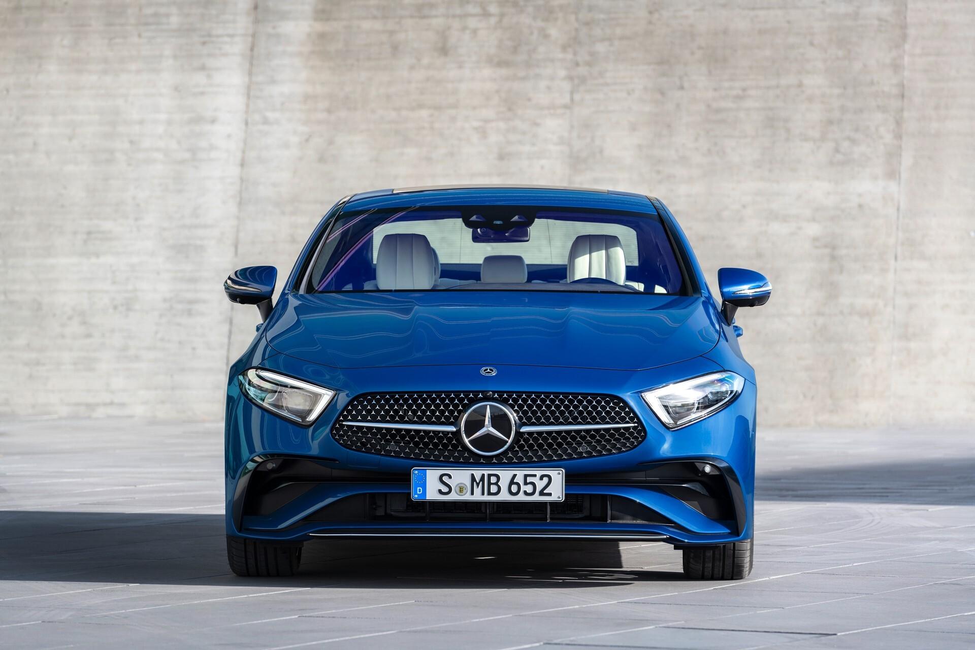 Foto de Mercedes-Benz CLS 2022 (14/63)