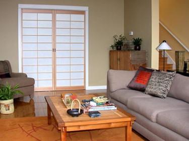 Elementos decorativos: puertas shoji