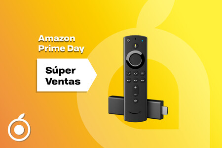 El chollo del Prime Day es el Fire TV Stick 4K: máxima calidad 4K Dolby Vision y sonido Dolby Atmos por 32,99 euros