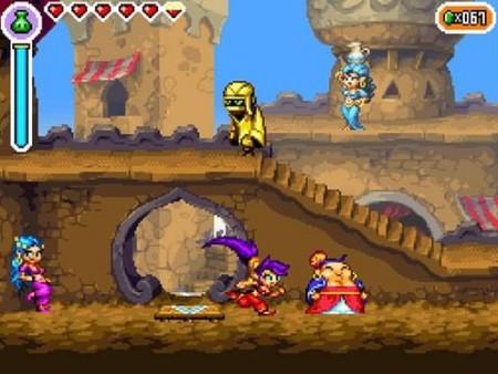 Shantae Risky Revenge