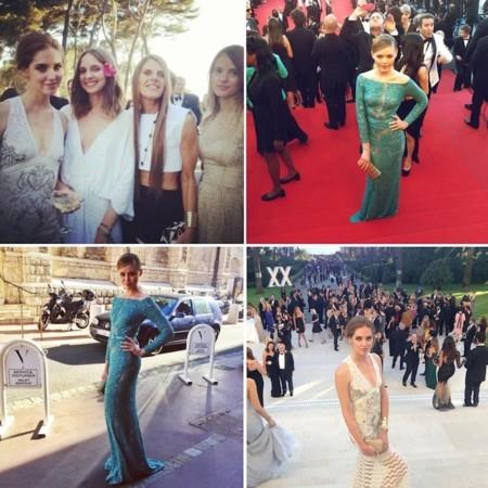 La alfombra roja se rinde ante las celebrities de la red: las bloggers siguen conquistando el mundo