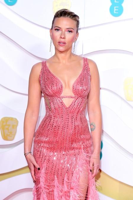 Scarlett Johansson Bafta 2020 1