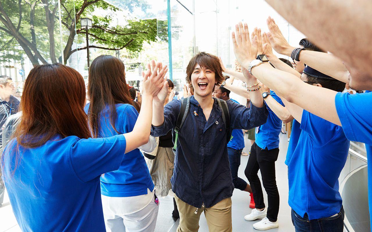 Foto de Apple Store Omotesando (11/12)
