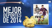 Mejor juego de deportes de 2014 según los lectores de VidaExtra: FIFA 15