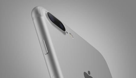 iPhone 7 Plus cámara doble