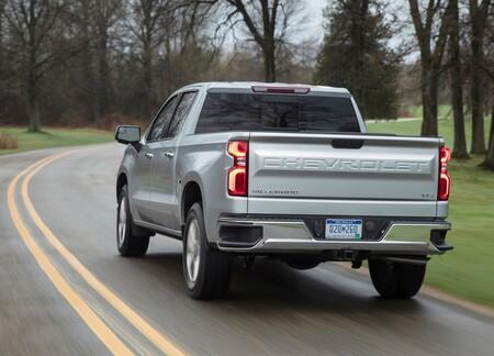 Chevrolet Silverado Electrica