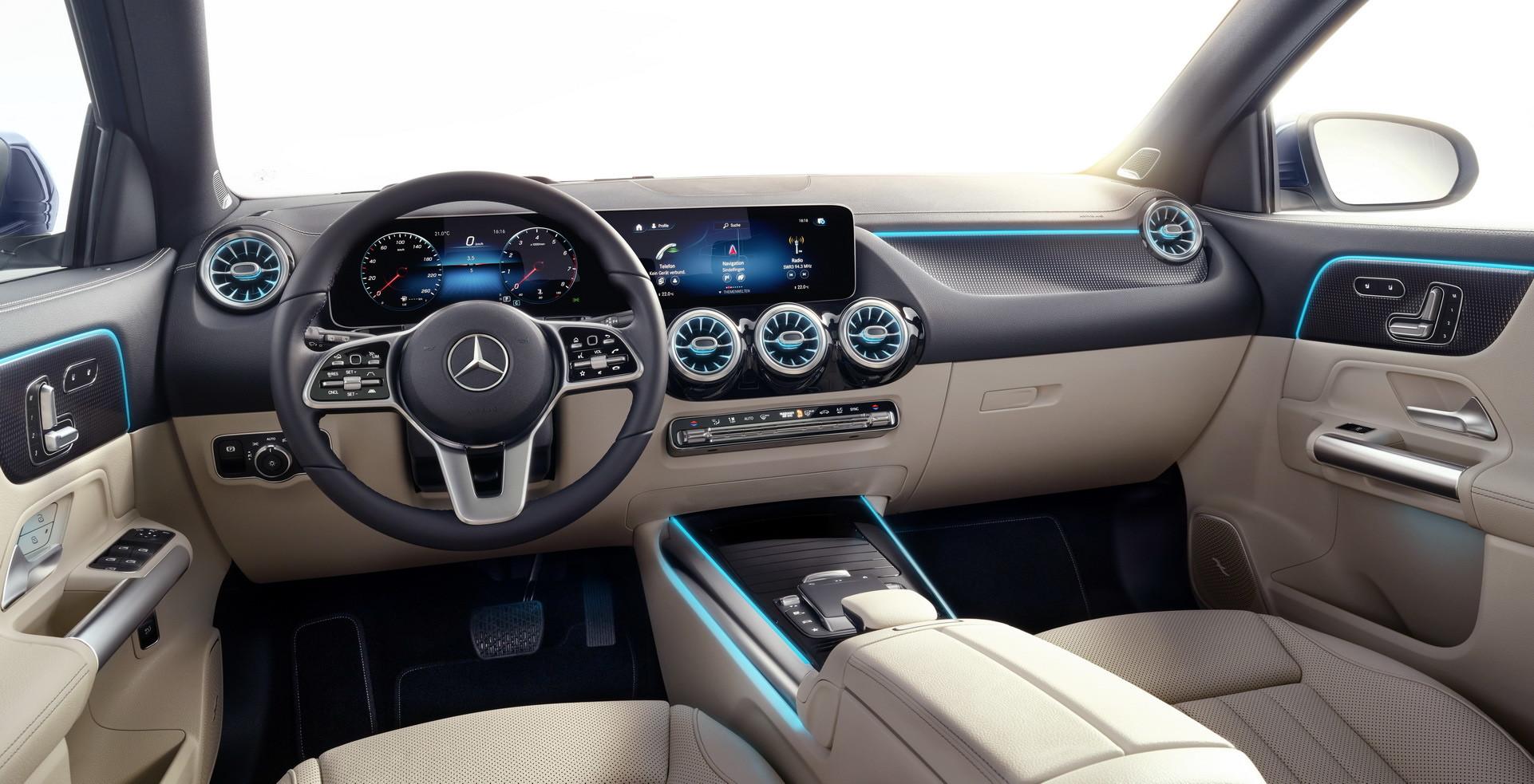 Foto de Mercedes-Benz GLA 2021 (82/103)