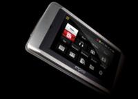 Mpio V10 con pantalla panorámica y táctil
