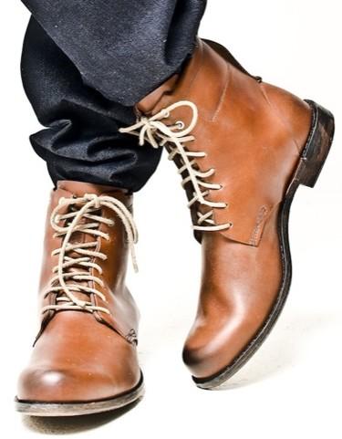 Las botas militares para esta temporada por Timberland