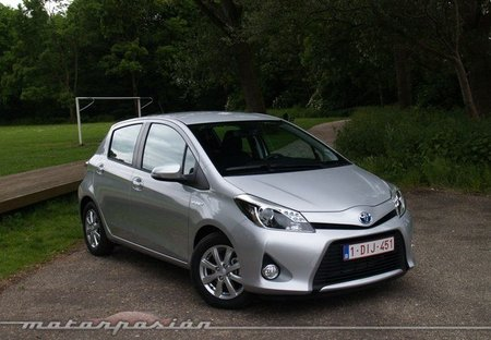 Toyota Yaris HSD, presentación y prueba en Ámsterdam (parte 2)