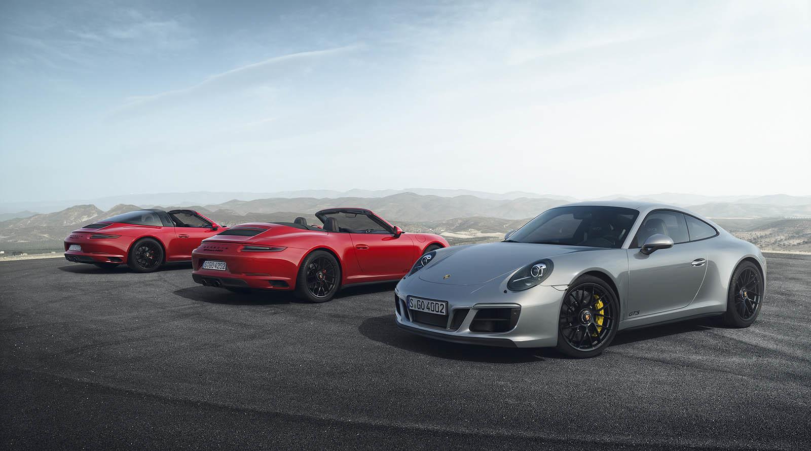 Foto de Porsche 911 Carrera GTS 2017 (6/20)