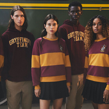 Lefties lanza una colección de Harry Potter para demostrar que, por más que pasen los años, el colegio Hogwarts crea tendencia