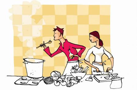 Las ilustraciones gastronómicas de una madrileña con mucho arte
