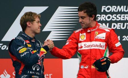 Para Fernando Alonso la temporada 2013 fue peor que la del 2012