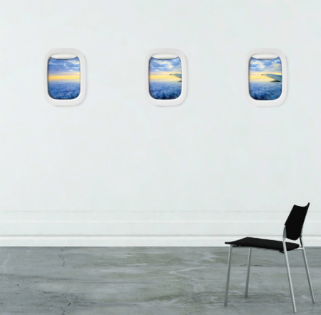 Airframe, marco con vistas aéreas