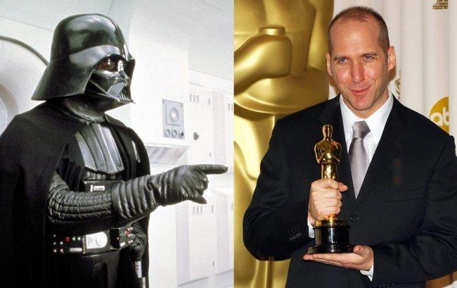 Darth Vader da el visto bueno a Michael Arndt
