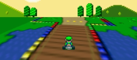 'Super Mario Kart' en Javascript