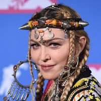 El indescriptible look de Madonna MTV Video Music Awards 2018 que bien merece mención a parte