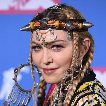 El indescriptible look de Madonna MTV Video Music Awards 2018 que bien merece mención a parte