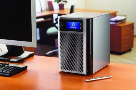 Iomega Storcenter PX6-300D, almacenamiento en red para trabajos pesados