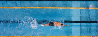 Estos son los errores más comunes que cometes al nadar