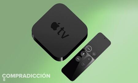 El Apple TV HD de 32 GB te costará menos de 100 euros si lo compras ahora en El Corte Inglés con un 28% de descuento